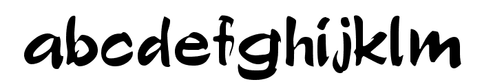 ArtificeSSK Font LOWERCASE