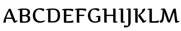 Artifika Medium Font UPPERCASE