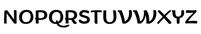 Arturo Trial Regular Font UPPERCASE