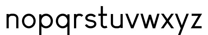 Arvin Regular Font LOWERCASE