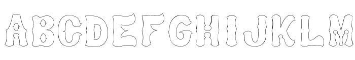 arab saenz3 Font UPPERCASE