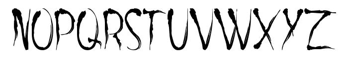 aracnoide Font LOWERCASE