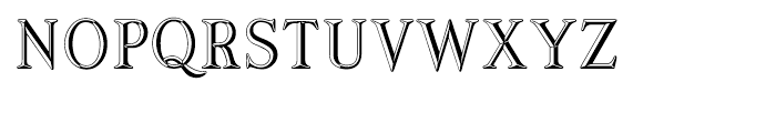 ARTWORLD Regular Font UPPERCASE