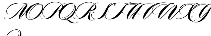 Arbordale Pro Regular Font UPPERCASE