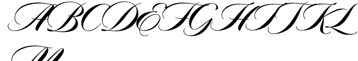 Arbordale Regular Font UPPERCASE