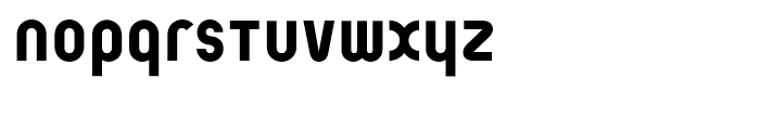 Architype Bayer Font LOWERCASE