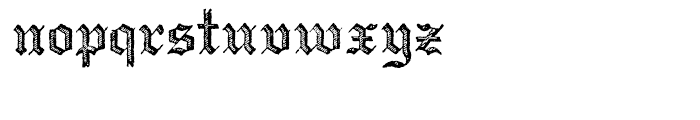 Archive Copperplate Text Font LOWERCASE