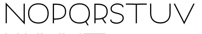 Archivio 700 Font UPPERCASE