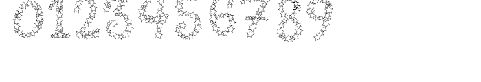 Arco Star Shine Font OTHER CHARS