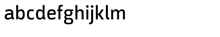 Argumentum Regular Font LOWERCASE