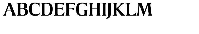 Argus Bold Font UPPERCASE