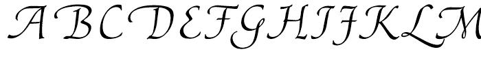 Ariadne Roman Font UPPERCASE