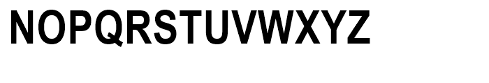 Arial Narrow Bold Font UPPERCASE