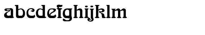 Arnold Bcklin Initials Standard D Font LOWERCASE