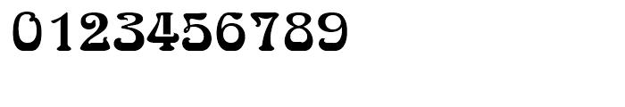 Arnold Bcklin Standard D Font OTHER CHARS