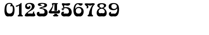 Arnold Boecklin Regular Font OTHER CHARS