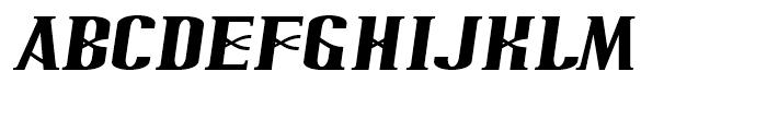 Arnprior Regular Font UPPERCASE