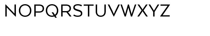 Arquitecta Office Regular Font UPPERCASE