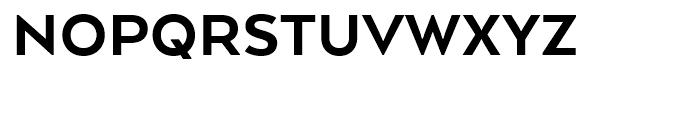 Arquitecta Standard Heavy Font UPPERCASE