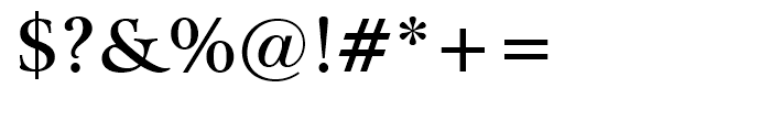Arrus BT Bold Font OTHER CHARS