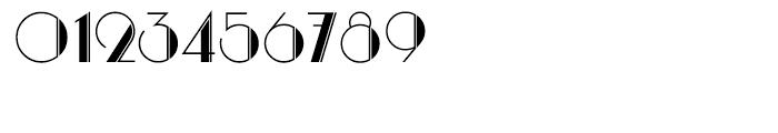Artdeco Regular Font OTHER CHARS