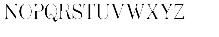 Artefact Light Font UPPERCASE