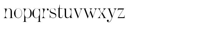 Artefact Light Font LOWERCASE