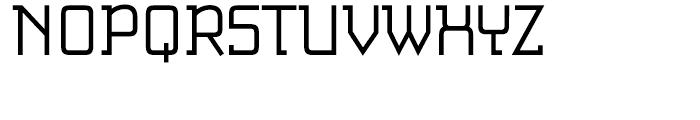 Artvod Bold Font UPPERCASE