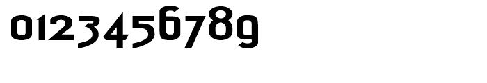 Artz Wide Font OTHER CHARS