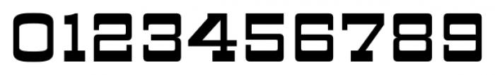ARB 93 Steel Moderne SEP-39 CAS Regular Font OTHER CHARS