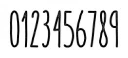 Aracne Ultra Condensed Stamp Regular Font OTHER CHARS