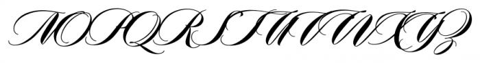 Arbordale Regular Font UPPERCASE