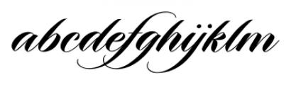 Arbordale Regular Font LOWERCASE
