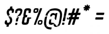 Arbuz Italic Font OTHER CHARS