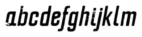 Arbuz Italic Font LOWERCASE