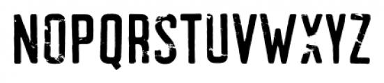 Arbuz Regular Font UPPERCASE