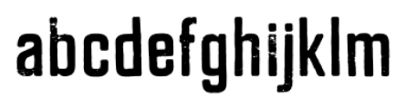 Arbuz Regular Font LOWERCASE