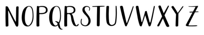 Ariadne Sans Condensed Font UPPERCASE