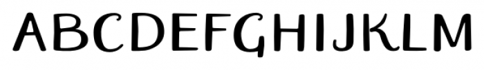 Ariadne Sans Font UPPERCASE