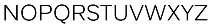 Armitage Light Font UPPERCASE
