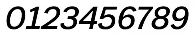 Armitage Semibold Italic Font OTHER CHARS