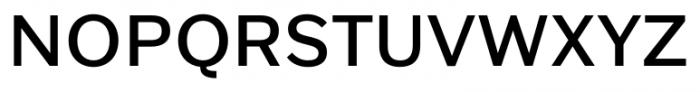 Armitage Semibold Font UPPERCASE