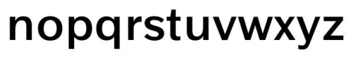 Armitage Semibold Font LOWERCASE