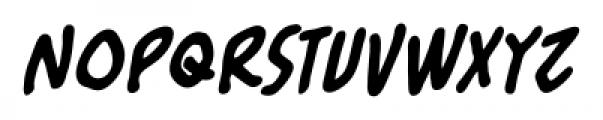 ArtistsAlley BB Bold Font UPPERCASE