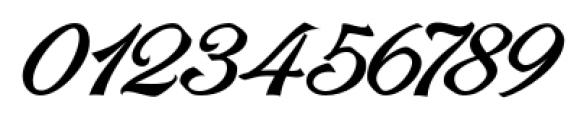 Artonic Regular Font OTHER CHARS