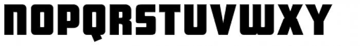 ARB 66 Neon Inline JUN-37 CAS Normal Italic Font UPPERCASE