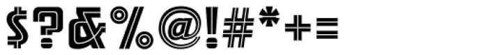 ARB 66 Neon Line JUN-37 DTP Normal Font OTHER CHARS