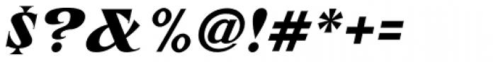 ARB 67 Modern Roman JUL-37 CAS Normal Italic Font OTHER CHARS