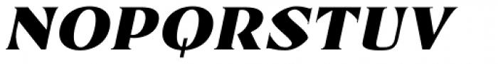 ARB 67 Modern Roman JUL-37 CAS Normal Italic Font UPPERCASE