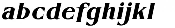 ARB 67 Modern Roman JUL-37 DTP Normal Italic Font LOWERCASE